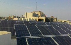 Industrial Solar Power System by Green Earth Energy
