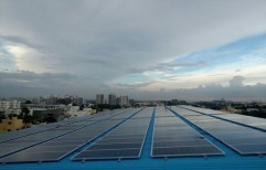 MW Solar Power Plant    by Eyconic World Compu Solar Solutions Private Limited