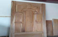 Plywood Door by New Annai Timber & Plywoods