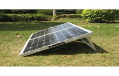 Portable Solar Panel by Shiva Solar System