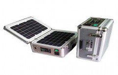 Portable Solar System by Sunrise Solartech Solutions