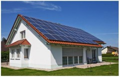 Residential On Grid Solar Power Plant    by Powermax Energies Private Limited