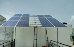 Residential Solar Power System by Green Earth Energy