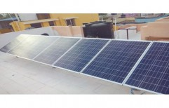 Rooftop Solar Panel by Jeevan Trading Corporation