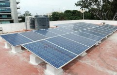 Rooftop Solar Power Plant(Home) by Aviraj Urja
