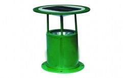 Solar Bollard Garden Light    by Bhambri Enterprises