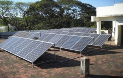 Solar PV Module Mounting Structures by Shivaa Engineering Works