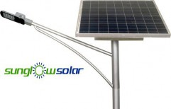 Solar Street Light 75 Watt Set by Sun Solar Products