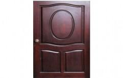 Kitply Wooden Door by Ishwar Patel & Co