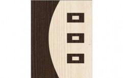Wooden Membrane Door by Samruddhi Traders