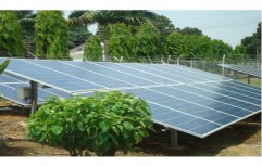 10 HP Solar Water Pumping System by NECA INDIA