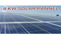4 KW Solar Panel    by Sun Technologies