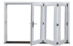 Designer UPVC Door by Mak UPVC