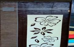 Designer Wooden Door by Om Sai Door