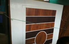 Fancy Wooden Door by Shiv Plast Modular Kitchen