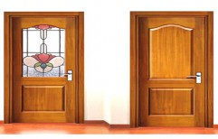 Interior Wooden Door by Mr. Wood