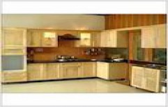 Modular Kitchen Work by Angel Interior