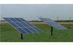 On Grid Solar System  by S. J. Renewable Energy