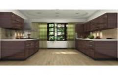 Parallel Modular Kitchen by Agastya Innovatives