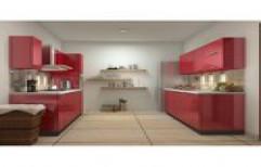 Parallel Modular Kitchen by Sri Kalikambal Enterprises