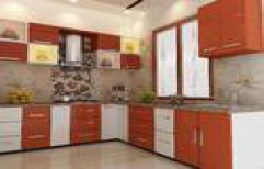 Post Forming Modular Kitchen by 360 Home Interior