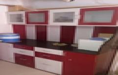 PVC Modular Kitchen by Shree Ambika Kitchen Point