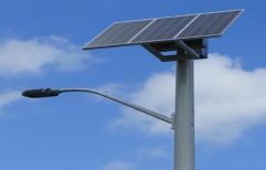 Solar LED Street Light by S. J. Renewable Energy
