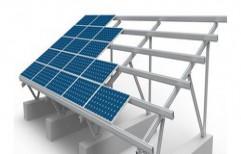Solar Module Mounting Structure by Arihant Solar Enterprise