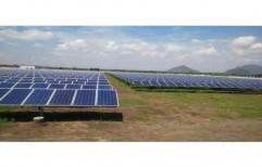 Solar Power Plant    by Nakshtra Solar Solution