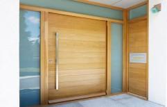 Solid Wood Entry Door   by Jeyam Enterprises
