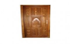Teak Wood Carving Door   by Romie Wood Industries