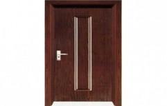 Brown Wooden Laminated Doors