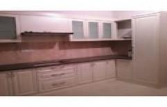 Wooden Modular Kitchen by MK Interior & Designer
