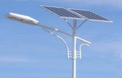 AC Solar Street Light by Powermax Energies Private Limited