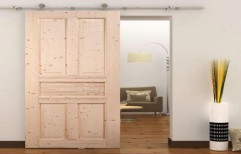 Interior Wooden Door by Yasar Traders
