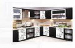 Modular Kitchen by Krishna PVC Furniture
