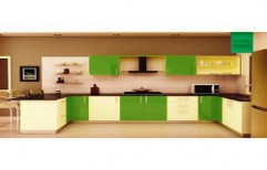 Modular Kitchens by Shri Sai Kripa Furnitures