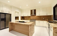 Modular Laminate Kitchen      by Kranthi Wood Works