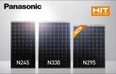 Monocrystalline Panasonic Solar HIT PV Module by Indium Projects Private Limited