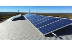 Rooftop Solar Panel by Furbo Security Solutions Private Limited