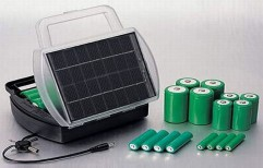 Solar Battery Charger by Raj Electric Care