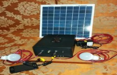 Solar Home Light DC System   by Tantra International