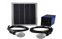 Solar Home Lighting System by Abby Solutions