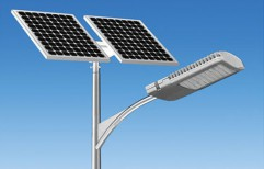 Solar LED Street Light by Raj Electric Care