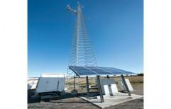 Solar Power Plant for Telecom Tower    by Veena Enterprises