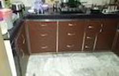 Steel Modular Kitchen by S.K. Engineering Works