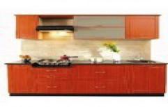Straight Modular Kitchen by Praveena Office Furniture Pvt. Ltd.