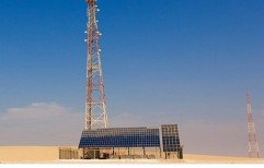 Telecom Tower Solar Power Plant    by Mainframe Energy Solutions Pvt. Ltd.