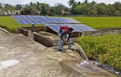 3 HP Solar Pump System by Euro Solar System