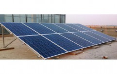 5 KW On Grid Solar Plant   by NECA INDIA